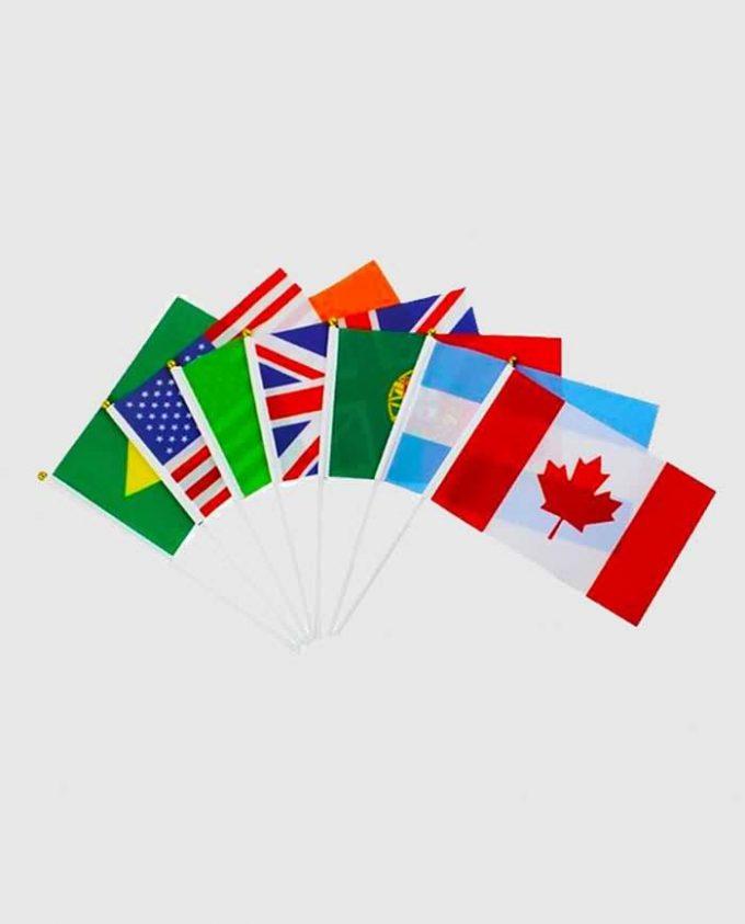 Mini Hand Flags