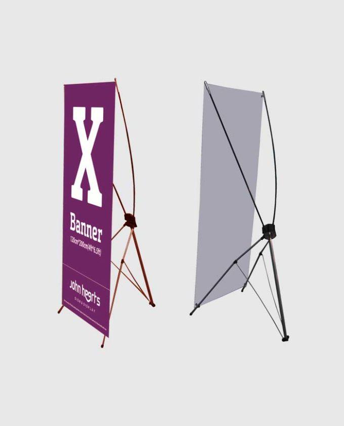 X Banner 120200